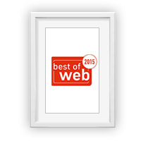 Best of Web Award